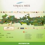 Vimala Hills Bogor Villa Resort Plan