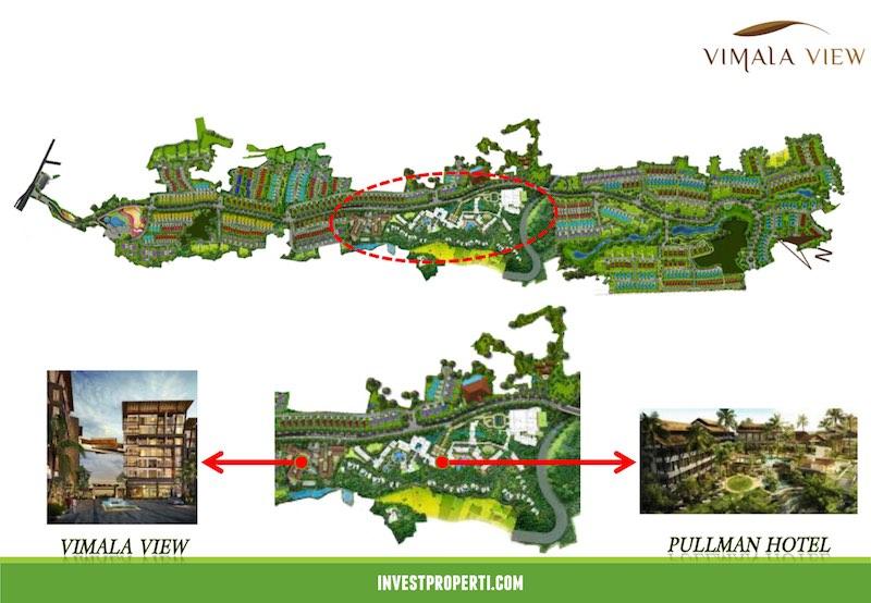 Vimala View Resort Condo Plan