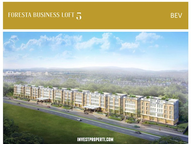 Foresta Business Loft BEV