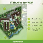 Vimala View Condo Bogor Siteplan