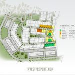 Site Plan New Alba Alam Sutera