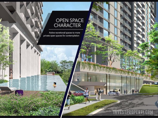Bintaro Plaza Residence Facilities