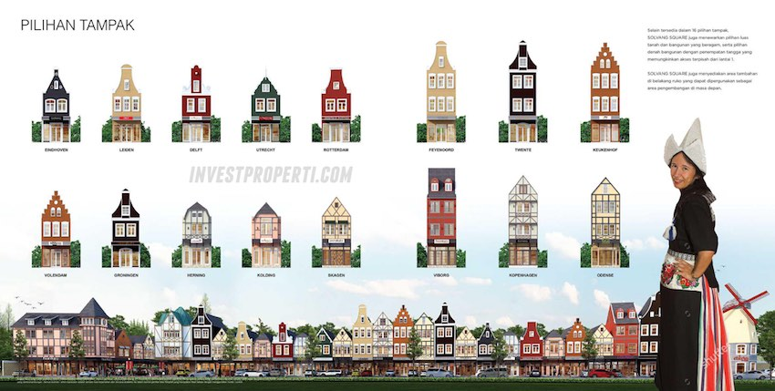 16 Pilihan Tampak Muka Solvang Square