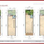 Denah Ruko Solvang Square South