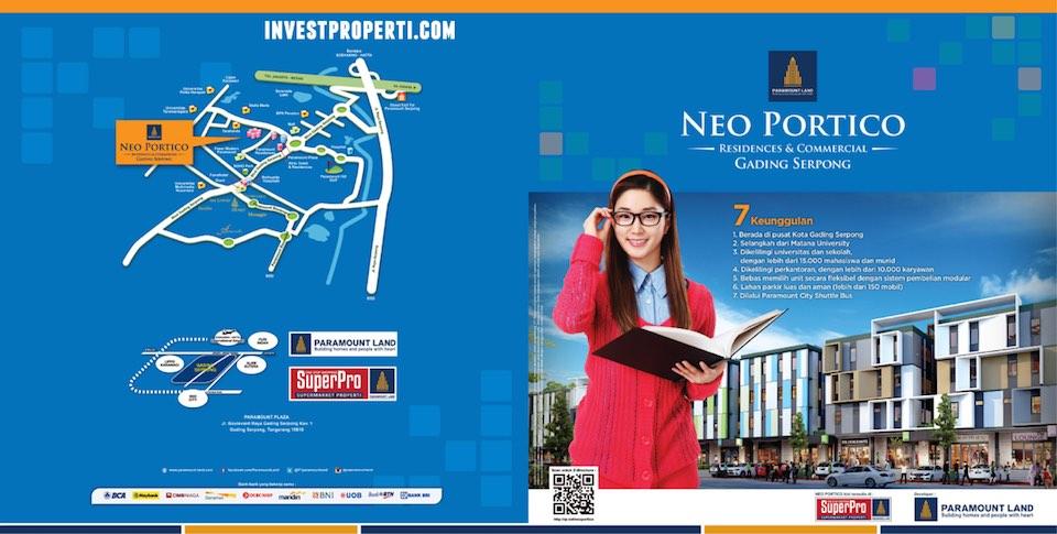 Brochure Neo Portico Gading Serpong