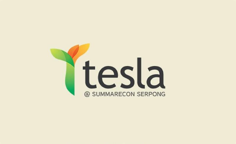 Brosur Tesla Summarecon Serpong
