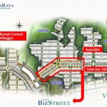 Master Plan Perumahan Villaggio CitraRaya