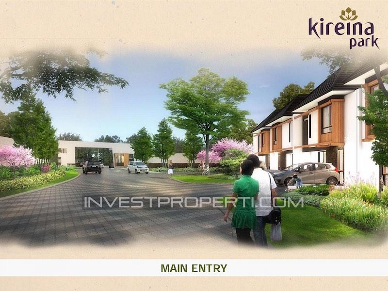 Main Entry Cluster Kireina Park