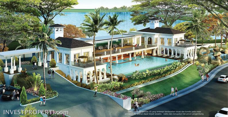Vanya Park Club House