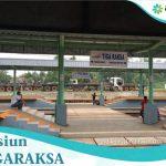 Stasiun Tigaraksa Tangerang