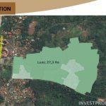 Lokasi Villa Ubud Anyer Serang