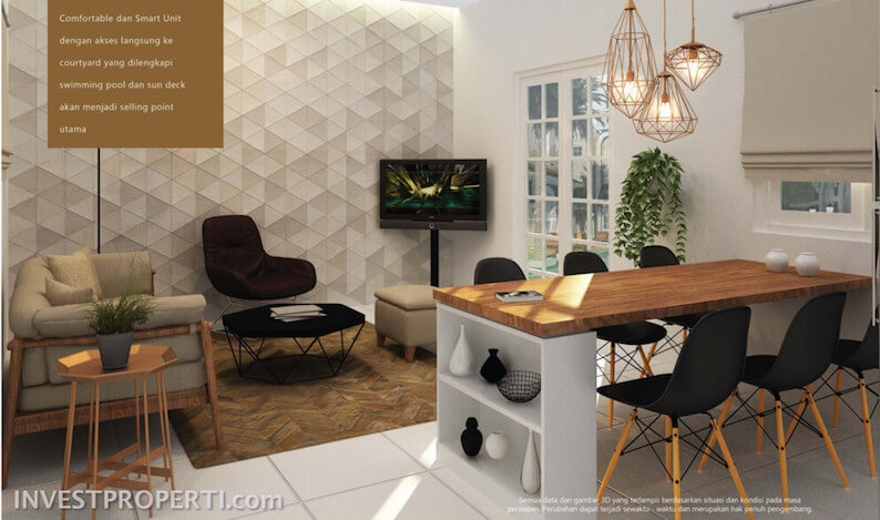 Contoh Design Alesha House