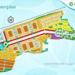 Master Plan Ayana Village Tigaraksa