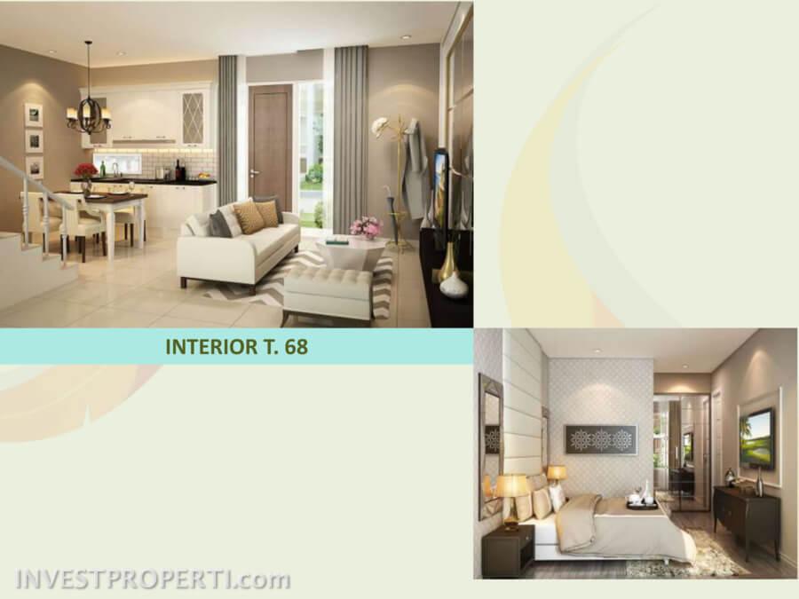 Contoh Design Tipe 68