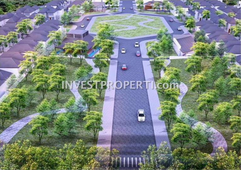 Alun-alun Ayana Village Tigaraksa