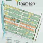 Site Plan Cluster Thomson Serpong