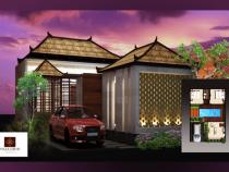 Villa Ubud Anyer Serang Banten