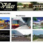 Fasilitas sekitar the Villas