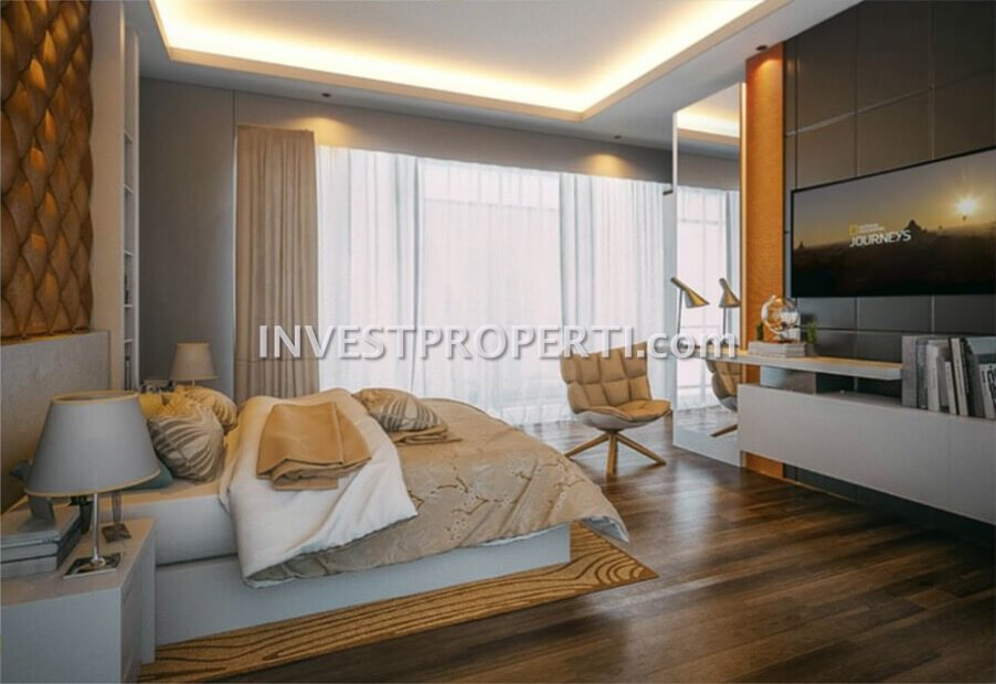 Contoh Design Master Bedroom