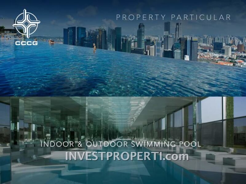 Indoor & Outdoor Pool
