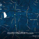 Lokasi Daan Mogot City