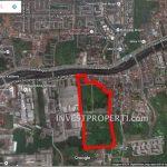 Google Map Daan Mogot City