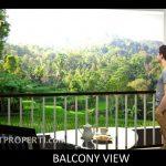 Balcony View The Villas Serpong