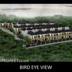 Bird Eye The Villas Serpong