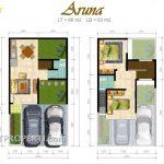 the Villas Serpong - Aruna Type