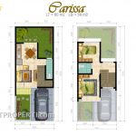the Villas Serpong - Carissa Type