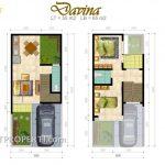 the Villas Serpong - Davina Type