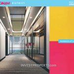 Gangnam District Bekasi Apartment Lift