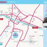 Gangnam District Bekasi Map Location