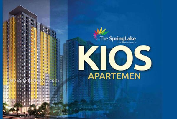 Kios Apartemen Springlake Summarecon Bekasi