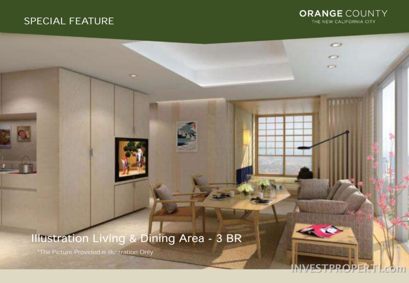 Japanese Interior Design @ Orange County