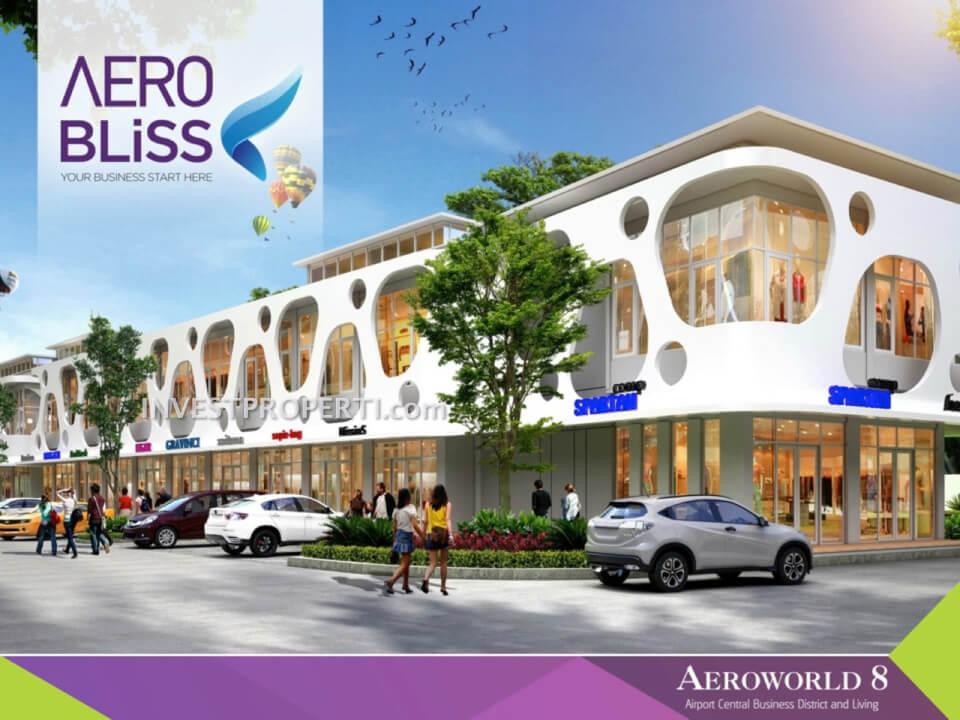 Ruko AeroBliss Citra Garden City