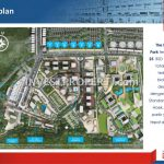 Master Plan Ruko The Icon Business Park BSD