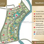 Nava Park Site Plan