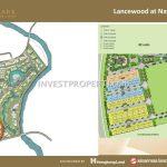 Cluster Lancewood NavaPark Location