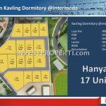 Site Plan Kavlign Dormitory Intermoda BSD