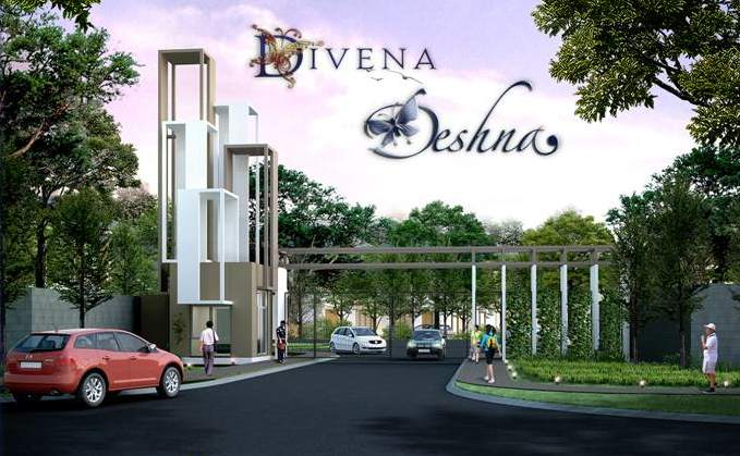 cluster divena deshna the avani bsd city