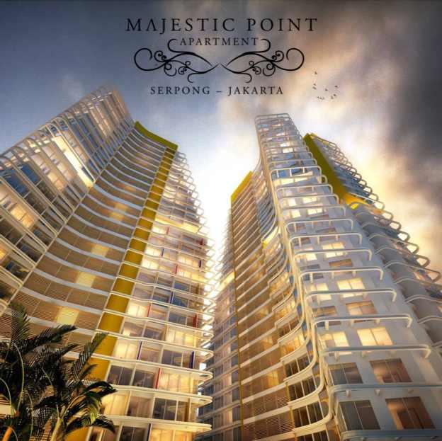 majestic point serpong apartemen MPSA