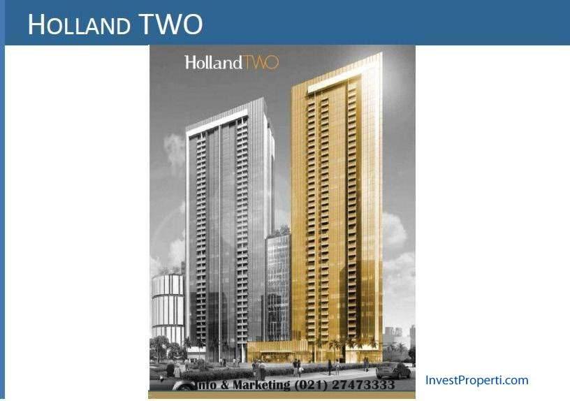 Apartemen Holland Village Tower 2