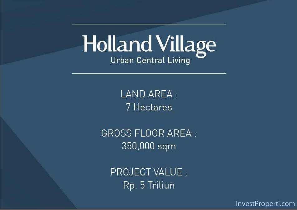 Holland Village Apartemen brosur-03