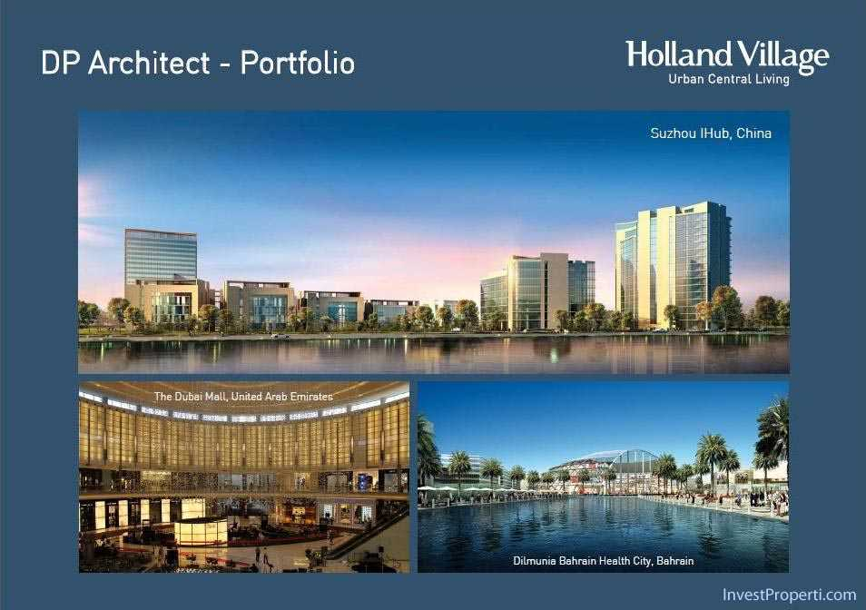 Holland Village Apartemen brosur-30