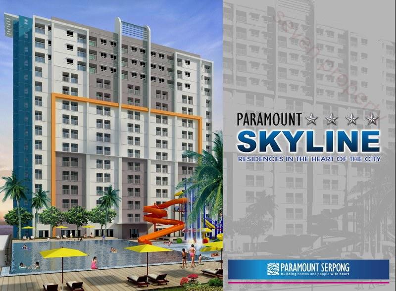 apartemen paramount skyline gading serpong