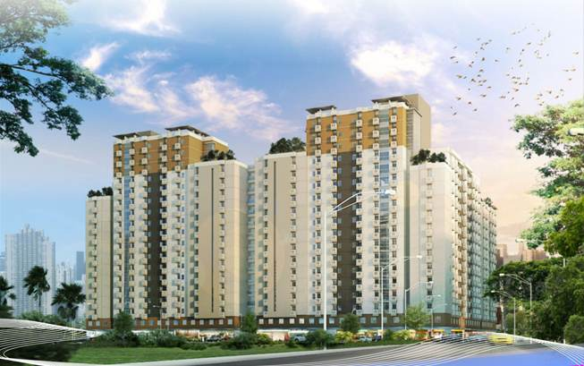 apartemen green palm residence @ puri