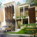Rumah Cluster Mayfield 10 Greenwich Park BSD City
