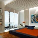 Design Interior Kamar Apartemen Grand Pancoran