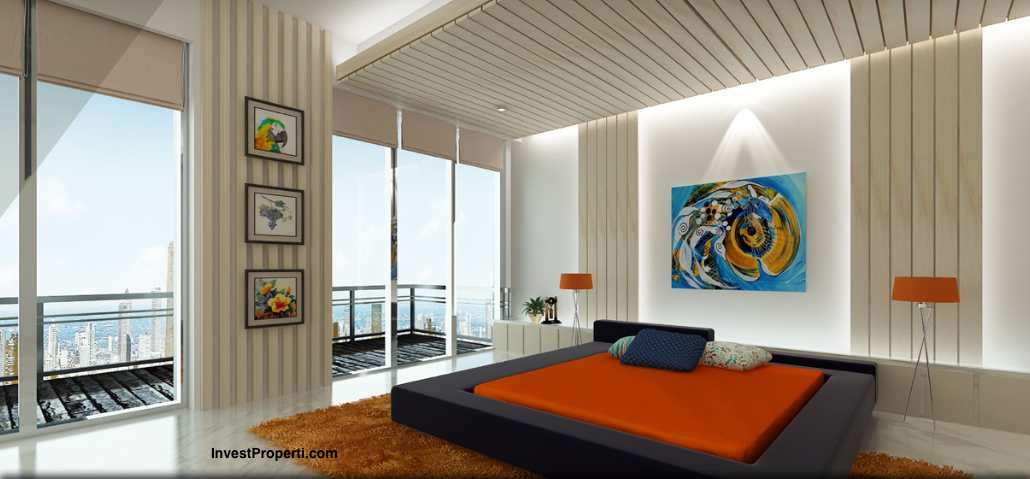 Design interior kamar apartemen grand pancoran for Design apartemen 2 kamar
